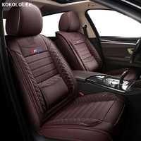 Kokololee housse de siège de voiture pour BMW e30 e34 e36 e39 e46 e60 e90 f10 f30 x3 x5 x6 x1 voiture sièges Protecteur Automobiles Housses de Siège