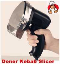 2016 Nuevo calidad garantizada Venta caliente doner kebab slicer, cuchillo eléctrico del kebab, giroscopios Shawarma cortador