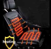 2017 pequeño bastante cintura alta calidad de carbón de bambú coche de asiento cinturón de calefacción universal cojines para invierno