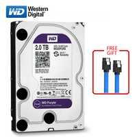 WD marca 2000GB disco duro interno 3,5