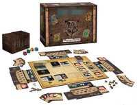 Harri Potter Hogwarts batalla cooperación cubierta edificio oficial de la edición en inglés de brujería colección de juegos de tarjetas de regalo