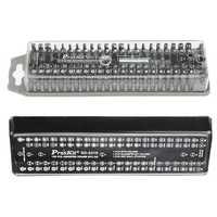 Precisión SD-2310 100 unids BITS de Multi-función de destornilladores Kits de herramientas de reparación de herramientas de mano para mantenimiento eléctrico