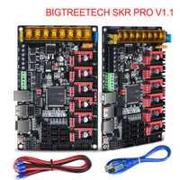 BIGTREETECH SKR PRO V1.1 Control 32Bit del SKR V1.3 rampas 1,4 3D piezas de la impresora MKS GEN L para Ender 3/5 CR10 TMC2208 TMC2209