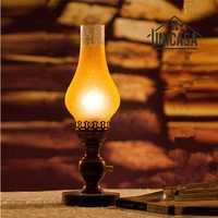 Mesa ajustable lámpara de escritorio dormitorio escritorio lámpara de mesa Oficina deco Lámparas biblioteca barra LED Iluminación industrial