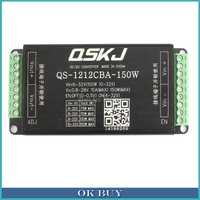 Convertidor reductor de alta eficiencia de 150 W DC 6 V-32 V a DC 1-28 V 15A ajustable para portátil/alimentación del coche/batería/regulador