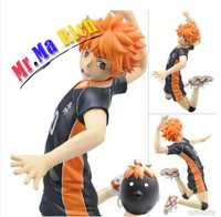 Anime Haikyuu Hinata Syouyou Akara Tomy voleibol Pvc figura modelo nuevo