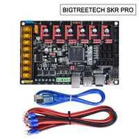 BIGTREETECH SKR PRO V1.1 32 bits Control 32bit 3D piezas de la impresora del MKS GEN L rampas 1,4 A4988 TMC2208 TMC2130 conductor