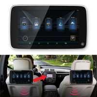Monitor de coche 10,8 pulgadas Ultra-Delgado reproductor de reposacabezas Android para BMW incorporado Bluetooth 8 GB FLASH Almacenamiento