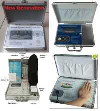 Bonne qualité nouveau masseur analyseur de corps en anglais espagnol ou d'autres langues Version DHL livraison gratuite