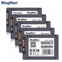 KingDian 2,5 pulgadas SSD SATAIII 60 GB 120 GB 480 GB SATA 3 puertos disco duro de alta velocidad Msata SSD para ordenador portátil