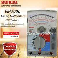 Sanwa EM7000 analógico Multitesters/FET de alta sensibilidad para la medición de baja capacitancia