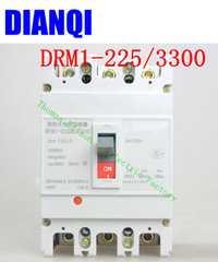 CM1-225/3300 CB 100A 125A 160A 180A 200A 225A caja moldeada disyuntor CM1-225 moldeada disyuntor