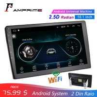 Reproductor Multimedia de coche de 10,1