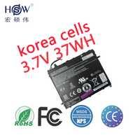 HSW portátil batería de 3,7 V 9800WAH para BAT-1011 1ICP5/80/120-2 para Acer Iconia Tab A510 Tablet PC batería akku