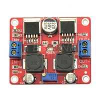 DC-DC LM2577S + LM2596S de voltaje automático Adaptador convertidor/módulo