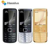 6700 Original desbloqueado Nokia 100% Classic teléfono móvil GPS 5MP 6700c inglés/ruso/Árabe teclado soporte envío gratis