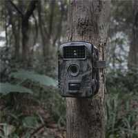 RD1003 camuflaje de caza al aire libre HD cámara de infrarrojos visión nocturna resistente al agua de caza cámara de vigilancia de caza de la máquina
