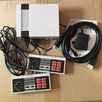Consola de juegos HDMI Mini 8 Bit consola de videojuegos Retro incorporada 621 juego clásico de mano HD 4 K TV familia videojuego
