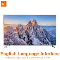 2019 nuevo Xiaomi TV 4S 58 pulgadas 4 K HDR 2 GB 8 GB Smart TV Control de voz en xiaoai altavoz Dolby Audio TV