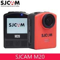 SJCAM M20 4 K 24fps Gyro Cámara de Acción Wifi resistente al agua 30 M Control remoto Mini DV deportes videocámara con Extra accesorios para la opción