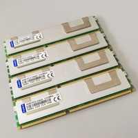 16 GB 4x4 GB PC3-10600R DDR3 1333 MHz Ram 2RX4 memoria ECC registrado Sever memoria 240 pines
