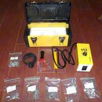 110 V 220 caliente grapadora máquina de soldadura de plástico de kit de reparación de soldador plástico de engrapadora para motor de coche o