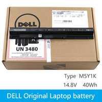 Dell D'origine Nouvelle batterie de remplacement pour ordinateur portable Pour dell Vostro 3451 3458 3551 3558 V3458 V3451 N3558 5558 N5558 3559 M5Y1K HD4J0