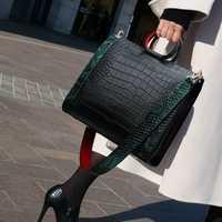 El 2019 de las mujeres bolso mujer bolsos de cuero bolsas para las mujeres bolsas de diseñador de lujo bolsos de señora bolsos de mano Bolsa Feminina