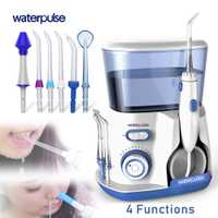 Waterpulse V300 agua Flosser hilo de Jet irrigador Oral dientes limpieza Dental irrigador serie Dental, higiene Oral agua a