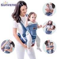 Sunveno nuevo bebé compañías ergonómico bebé abrigo mochila portador taburete del abrigo para canguro recién nacido bebé Honda 20 kg montones