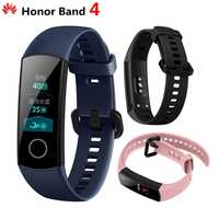 Huawei Original Honor banda 4 pulsera inteligente Amoled Color 0,95