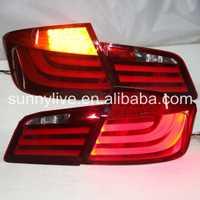2010-2013 año para BMW F10 F18 520 525 530 535i LED luz trasera lámparas WH