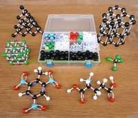 Modelo de estructura Molecular set para profesor de la química DLS-23540 química modelos de cristal inorgánico/moléculas orgánicas envío libre