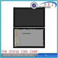 Nuevo 10,1 pulgadas para ASUS ZenPad 10 Z300 Z300C P023 pantalla LCD pantalla táctil reemplazo de la Asamblea Cable verde