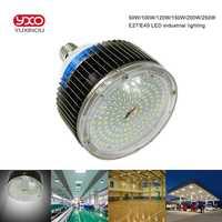 120 W 150 W 200 W 250 W E27 E40 led alta Bahía industrial iluminación 100 W 120 W led lámpara bombilla para Costura máquina, fábrica, almacén,
