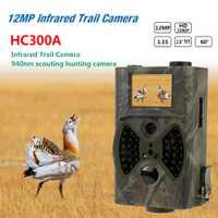 Suntek básicos Cámara sendero caza HC300A 8MP de visión nocturna de 1080 p Video vida silvestre cámara cámaras para Hunter fotos trampa de seguridad