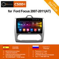 Ownice C500 + G10 Android 8,1 Octa 8 Core dvd del coche para Ford FOCUS 2007, 2008, 2009, 2010, 2011 GPS 2G RAM 32G ROM 4G tarjeta SIM