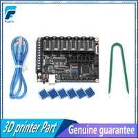 6 unids LV8729 controlador de Motor paso a paso + FYSETC F6 junta todo-en-uno electrónica solución F6 V1.3 para 3D impresora CNC dispositivos