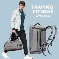 35 LTravel sac Gym sac à dos Sport sac à chaussures Yoga formation Fitness emballage extérieur ville tourisme Camping sac sec sac à main