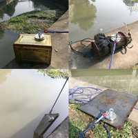 1 PC 500 KG grande fuerte imán de neodimio Imanes de pesca salvar orientado a los con cuerda magnética fuerte Cazador de tesoros de la herramienta