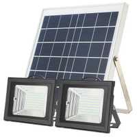 98/126 LED tipo Split PIR Sensor de movimiento Control remoto 6 W 42 LED Panel Solar energía exterior Interior hogar LED lámpara de luz de techo