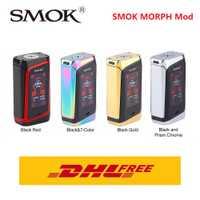 ¡DHL gratis! Humo Morph 219 Mod 219 W TC caja Mod 0.001 de velocidad No 18650 batería Fit de 6 ml TF2019 tanque del X-Priv/Gen/Mod/Drag