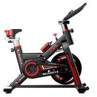 Modèle 709 vélo d'intérieur 250kg charge exercice vélo de haute qualité Fitness à domicile vélo perte de poids vélo d'intérieur