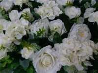 SPR 10 unids/lote pared de la flor de seda artificial peonía boda de fondo césped/Pilar flor Mercado del plomo del camino