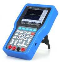 Multi-funcional portátil de almacenamiento Digital osciloscopio 2 canales alcance Meter 30 MHz 250MSa/s multímetro con generador de señal