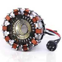 Reactor de arco Iron Man MARK2 A escala 1:1, modelo de corazón de iron man brillante con LED de acción con luz, figura de juguete 6