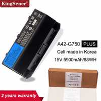 KingSener 15 V 88WH Corée Portable A42-G750 Batterie pour ASUS ROG G750 G750J G750JH G750JM G750JS G750JW G750JX G750JZ Série 5900 mAh