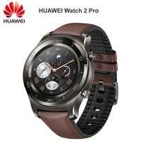 El HUAWEI Watch 2 Pro reloj inteligente apoyo LTE 4G de la llamada de teléfono de dormir rastreador eSIM para Android iOS IP68 impermeable NFC GPS