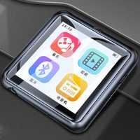 Mahdi M260 Mp3 jugador Bluetooth 4,1 grabadora de voz reproductor de música Mp3 pantalla táctil portátil HIFI USB del Metal de la tarjeta del TF Fm video Mini