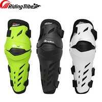 Envío gratis 2 piezas de la motocicleta de carreras de Motocross Off-Road Racing rodilla almohadillas guardias equipo de protección de la motocicleta Protector de la rodilla